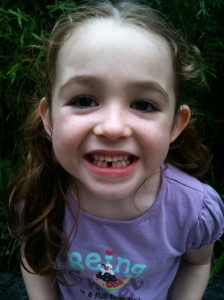 Bookworm's First Lost Tooth