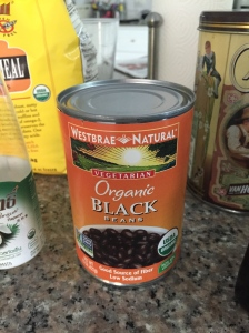 "my very favorite black beans...courtesy of the mystery ""C"""
